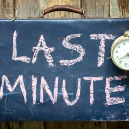 Last minute ajánlat