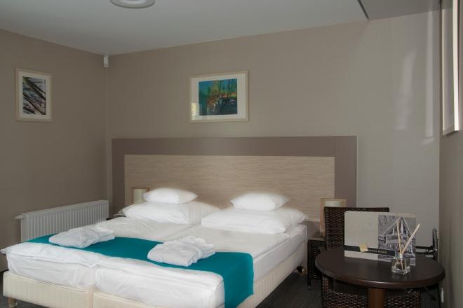 Szobák - Standard szoba B épület